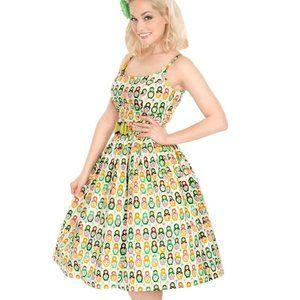 Tatyana Nesting Doll Dress